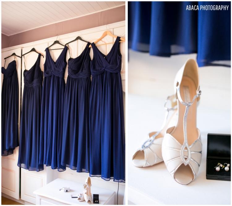 Ashford Castle Wedding: Ballintubber Abbey Wedding And The Lodge